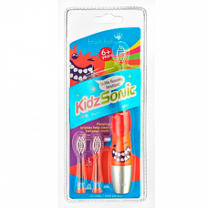 Звуковая щетка Brush Baby KidzSonic от 6 лет